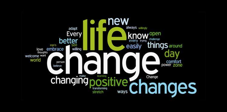 تغییر زندگی